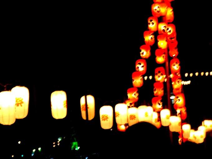 256 #夏 #夏祭り #夜 #祭り #風景
