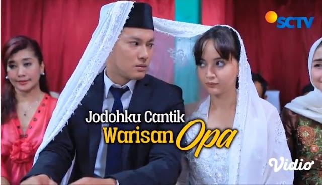 Nama Pemain FTV Jodohku Cantik Warisan Opa SCTV Lengkap