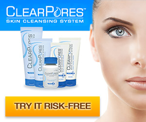 Clear Pores Acne Skin Care Treatment