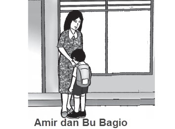 Amir dan Bu Bagio