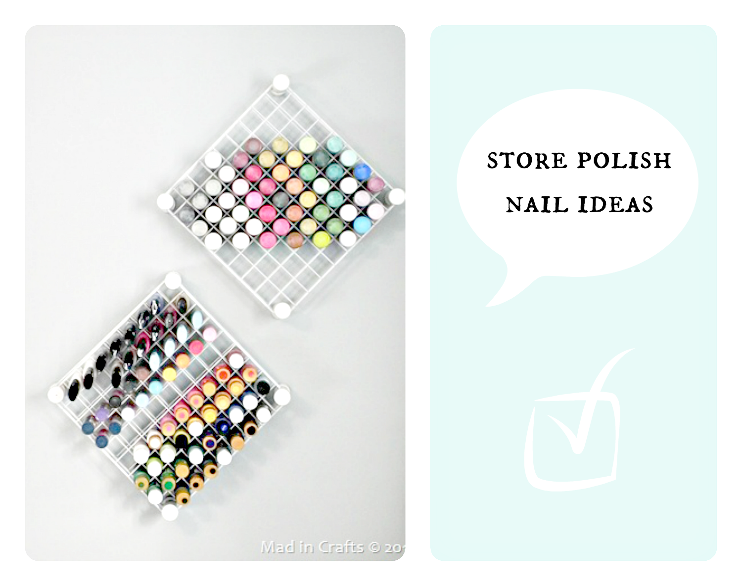 diy for polish nail store