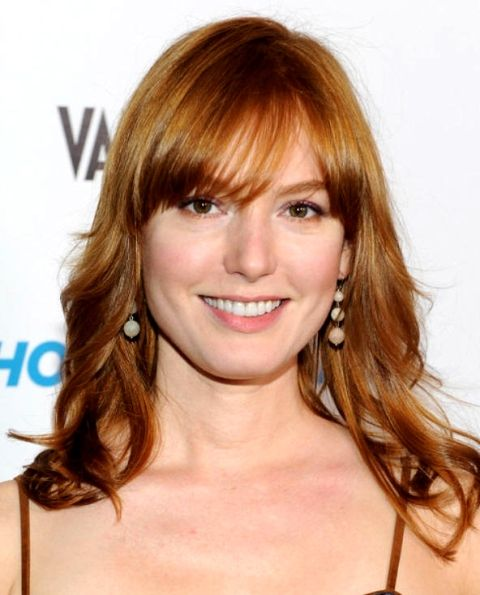 Alicia Witt Biography - Education, Career, and Net Worth