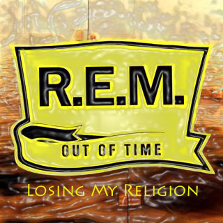 copertina album REM out of time