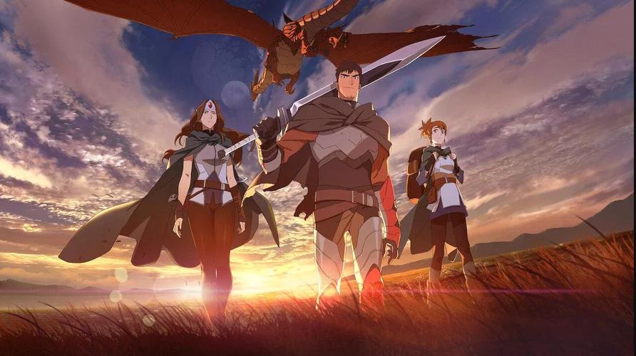 Netflix talks more about the world of DOTA adaptation