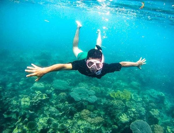 Tempat Diving Banka Belitung