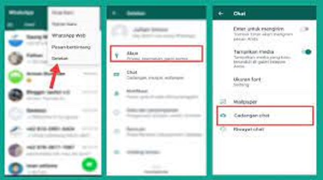 Cara Mengembalikan File PDF yang Terhapus di WhatsApp