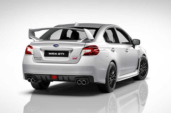 Subaru WRX STi Argentina 2019