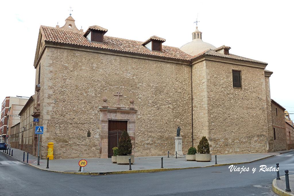 Convento de la Carmelitas descalzas, Ciudad Real