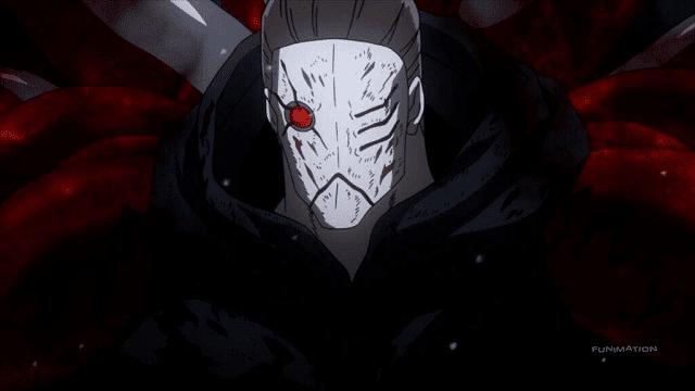 Ghoul bisa menjadi Kakuja setelah memakan Goul lainnya (kanibalisme)