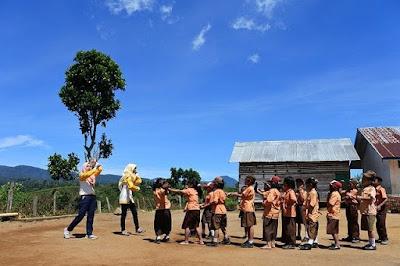 dukung pendidikan anak generasi maju