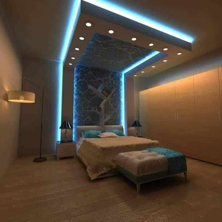 ديكور غرفة المعيشة