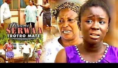 "TROTRO MATE | MAAME SERWA ROSE ""KYEIWAA"" MENSAH | - Ghana Movies 2020/Ghana Twi Movies"
