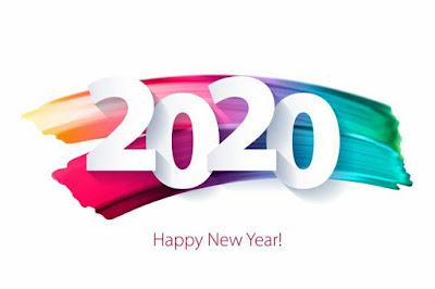 New Year's Cards 2020, Happy New Year's Greetings 2020