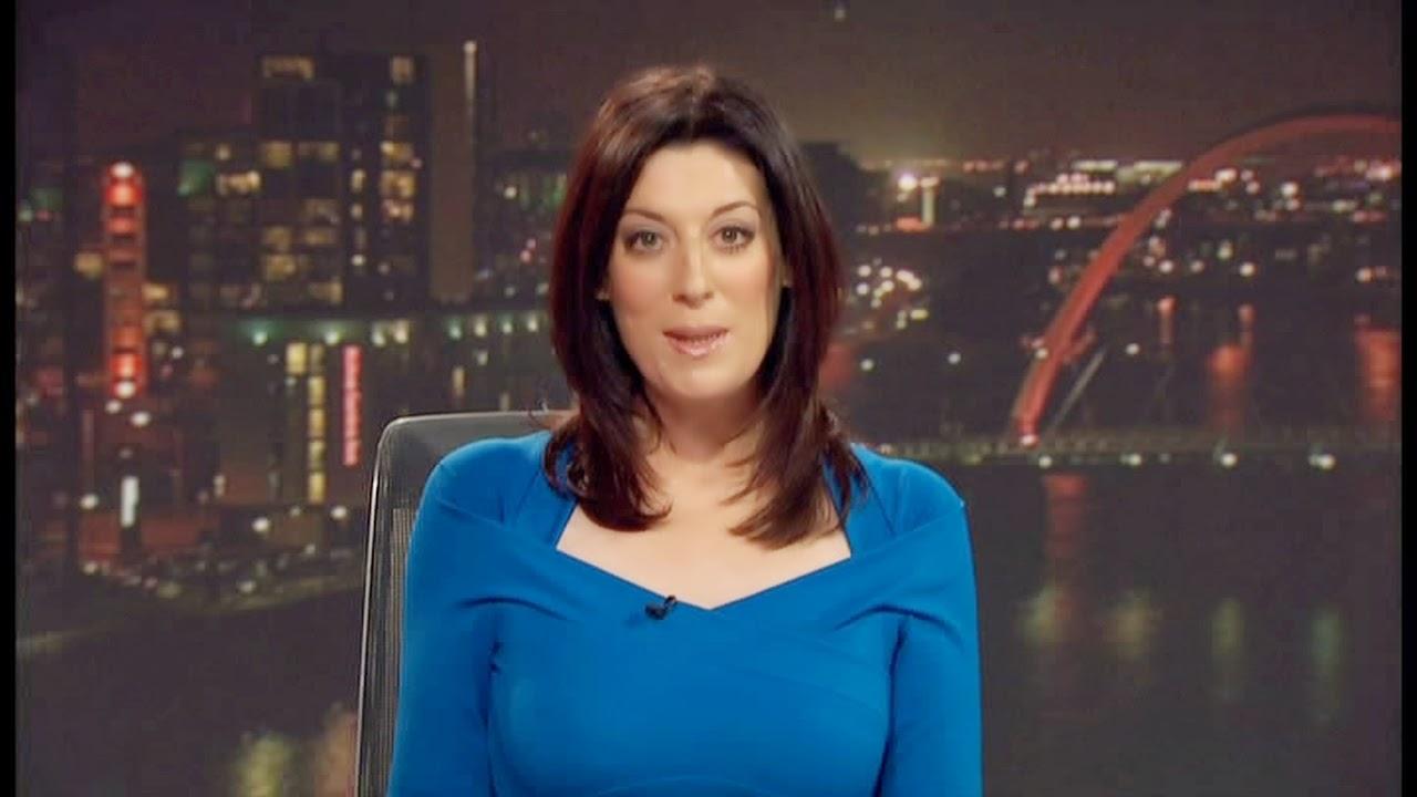 Catriona Shearer Bbc Reporting Scotland Wedding Hairstyles