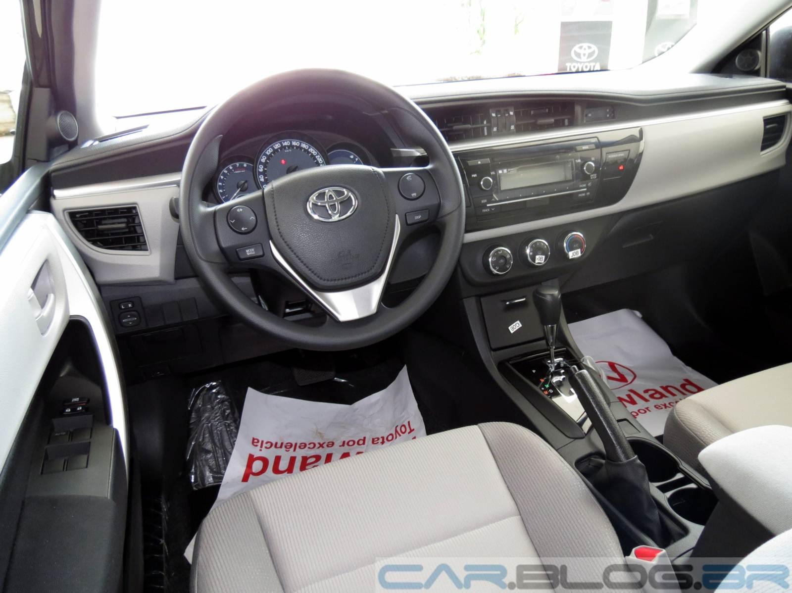 Toyota Corolla GLi: preço abaixo de R$ 70 mil e fila de ...  Toyota Corolla ...