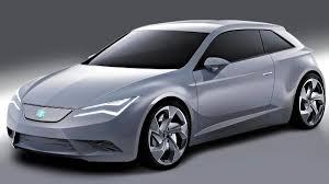 SEAT IBE Concept Eléctrico