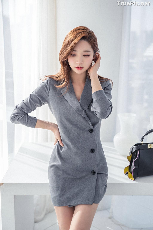 Image Korean Beautiful Model – Park Soo Yeon – Fashion Photography #4 - TruePic.net - Picture-6