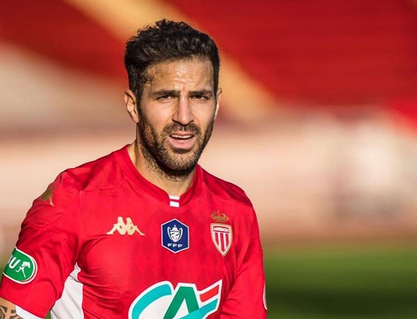 Cesc Fàbregas habla sobre su salida del FC Barcelo