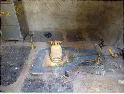 Lord Shiva at Papulaveedu