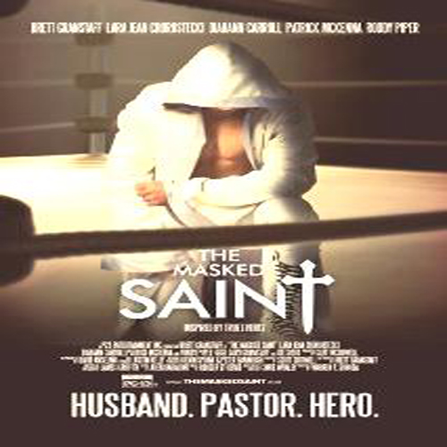 The Masked Saint Poster Film