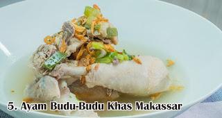 Ayam Budu-Budu Khas Makassar merupakan salah satu makanan khas Nusantara yang wajib ada saat Natal