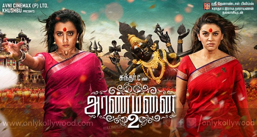 Aranmanai 2 Hindi dubbed Movie Download Watch Online Full HD