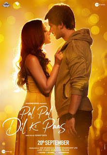 Pal Pal Dil Ke Paas First Look Poster 5