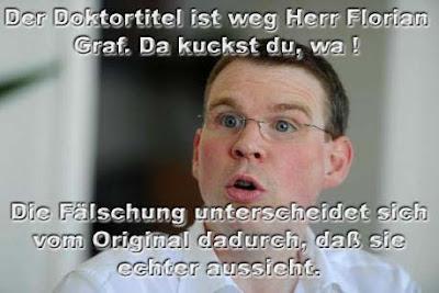 Florian Graf Politiker Plagiat Doktorarbeit