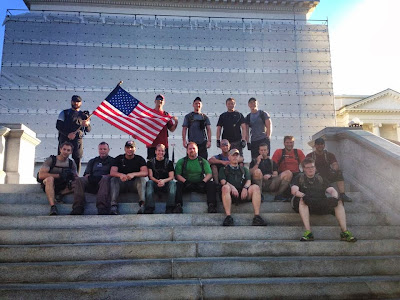 GORUCK Tough Class 800 Richmond Virginia