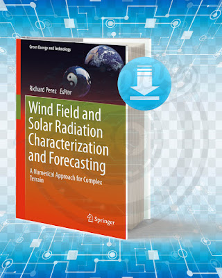 Free Book Wind Field And Solar Radiation Characterization And Forecasting pdf.