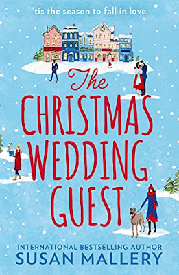 The Christmas Wedding Guest by Susan Mallery book cover