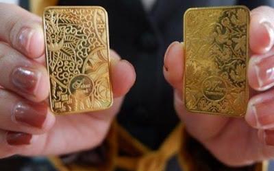 harga emas antam semarang hari ini