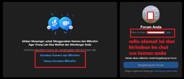 video call menggunakan whatsapp web