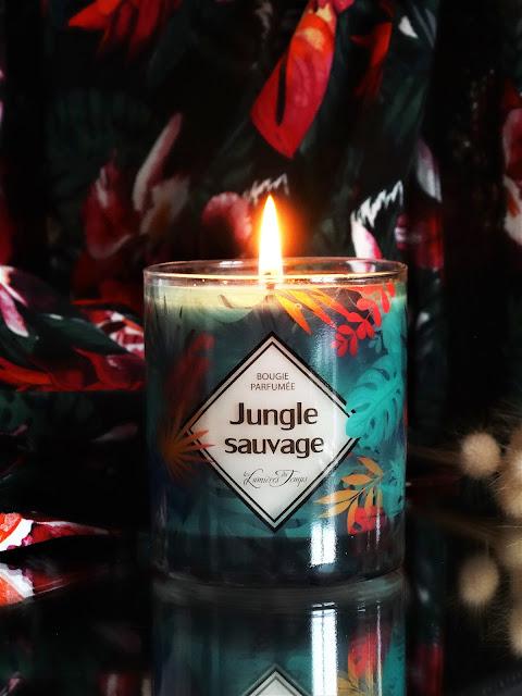 bougie parfumée printemps, bougie parfumée automne, intérieur cosy, intérieur chaleureux