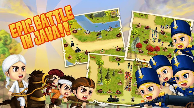Diponegoro - Tower Defense Apk Offline