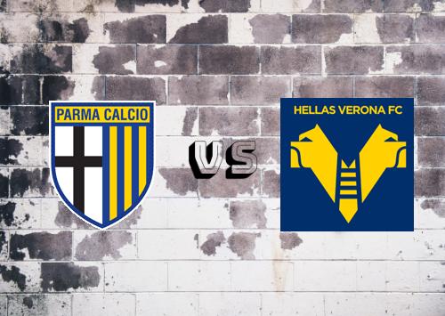 Parma vs Hellas Verona  Resumen