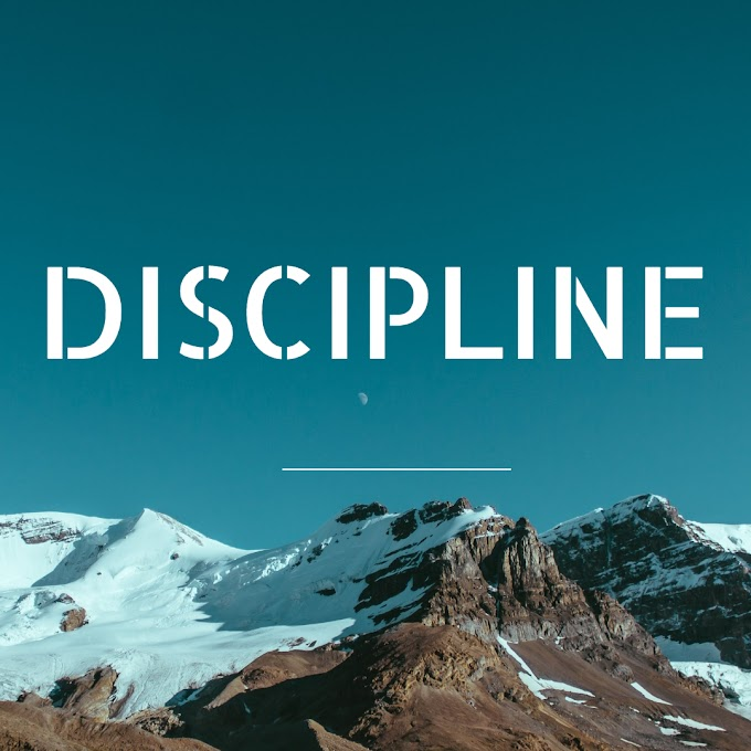 How Powerful is DISCIPLINE? [3_Simple_Keys]