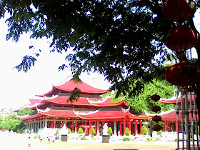 sam poo kong temple