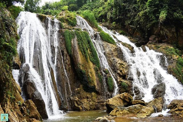 Cascada Go Lao, Mai Chau