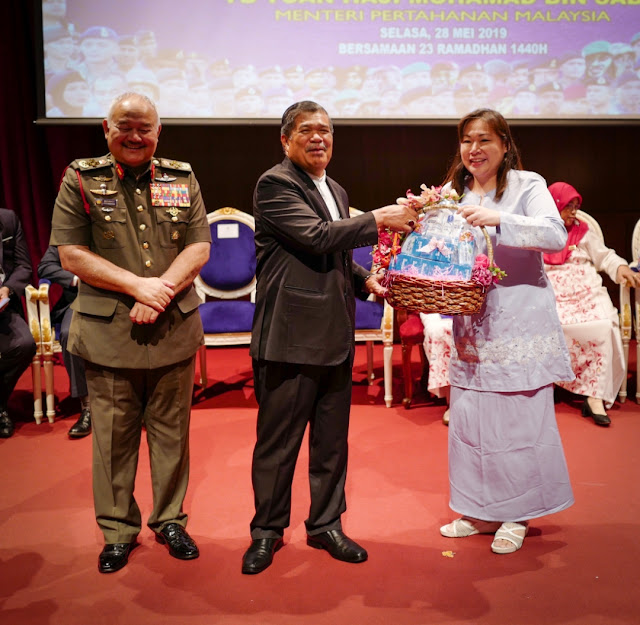 ANTABAX SPONSORS A GIFT OF ANTIBACTERIAL PROTECTION TO MALAYSIAN ARMED FORCES