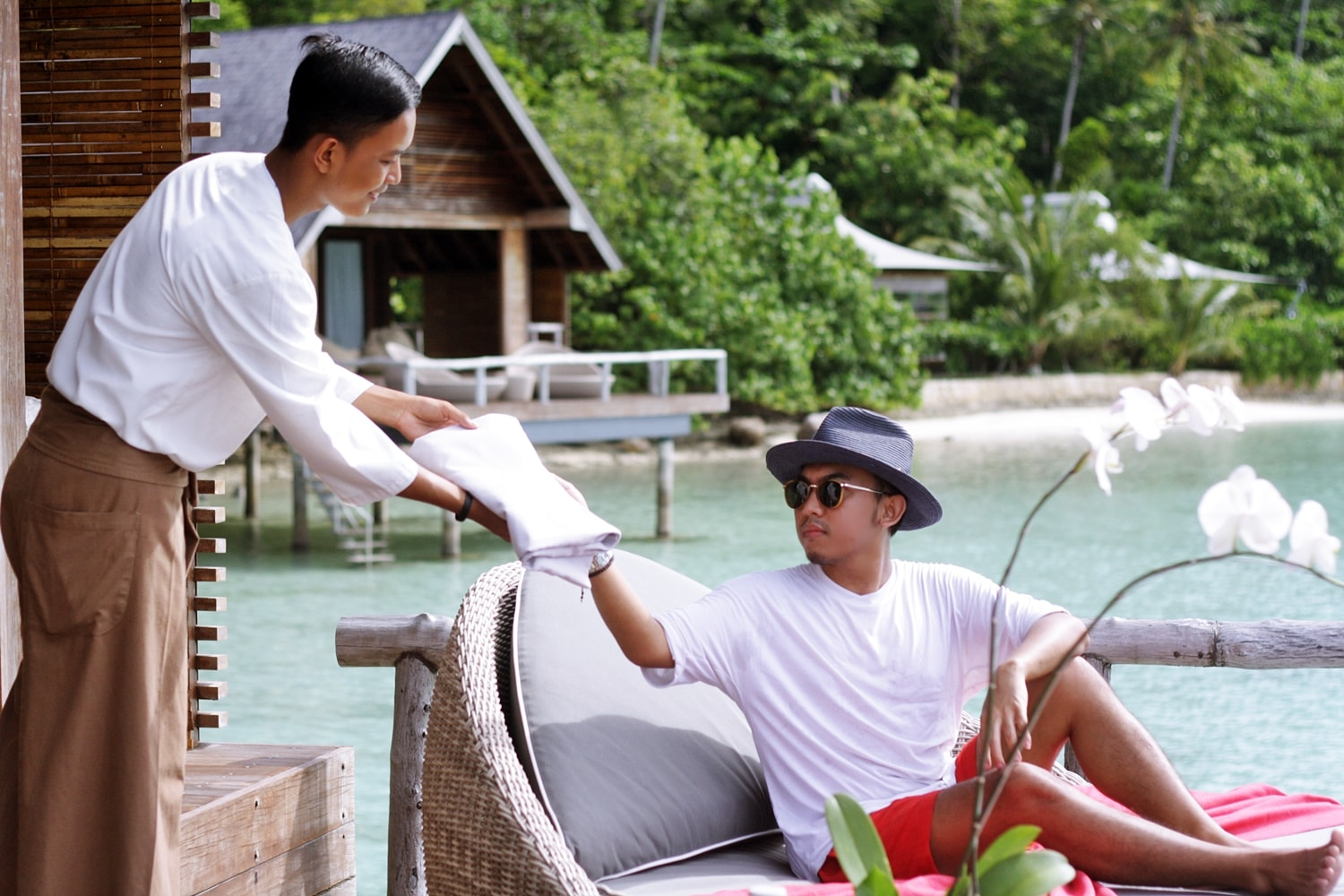 REVIEW BAWAH RESERVE ANAMBAS LUXURY PRIVATE ISLAND