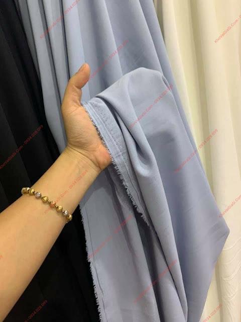 Vải Đũi Lụa Màu Các Loại tại Đồng Nai