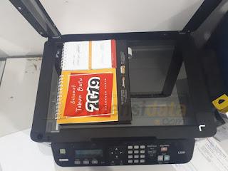 cara scan di komputer