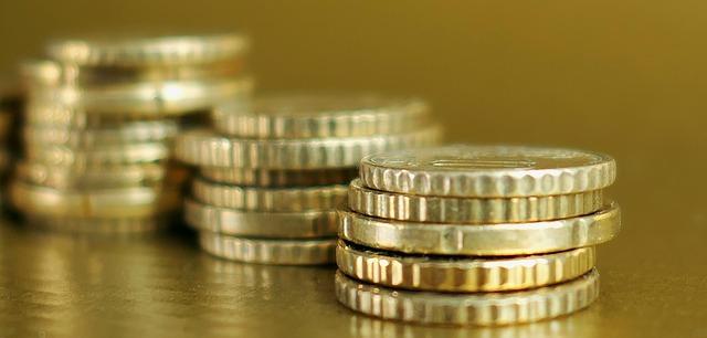 wealth, coins, money