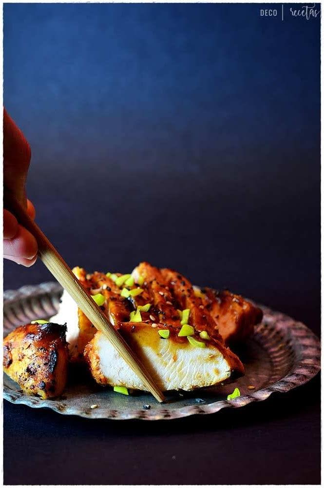 Recetas con salsa teriyaki