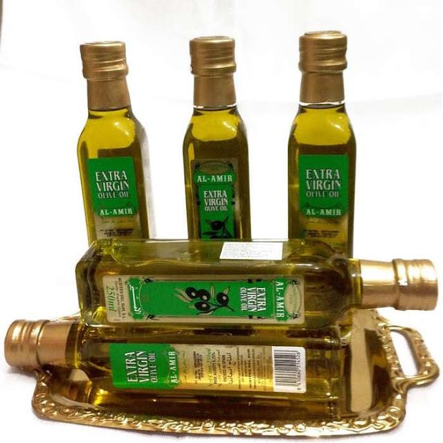 Minyak Zaitun Al Amir 250 Ml, olive, oleh oleh haji, herbal, mekah, madinah, promil.