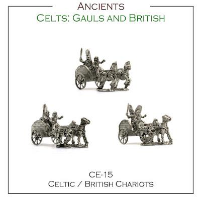 Ancient British/Celtic Chariots