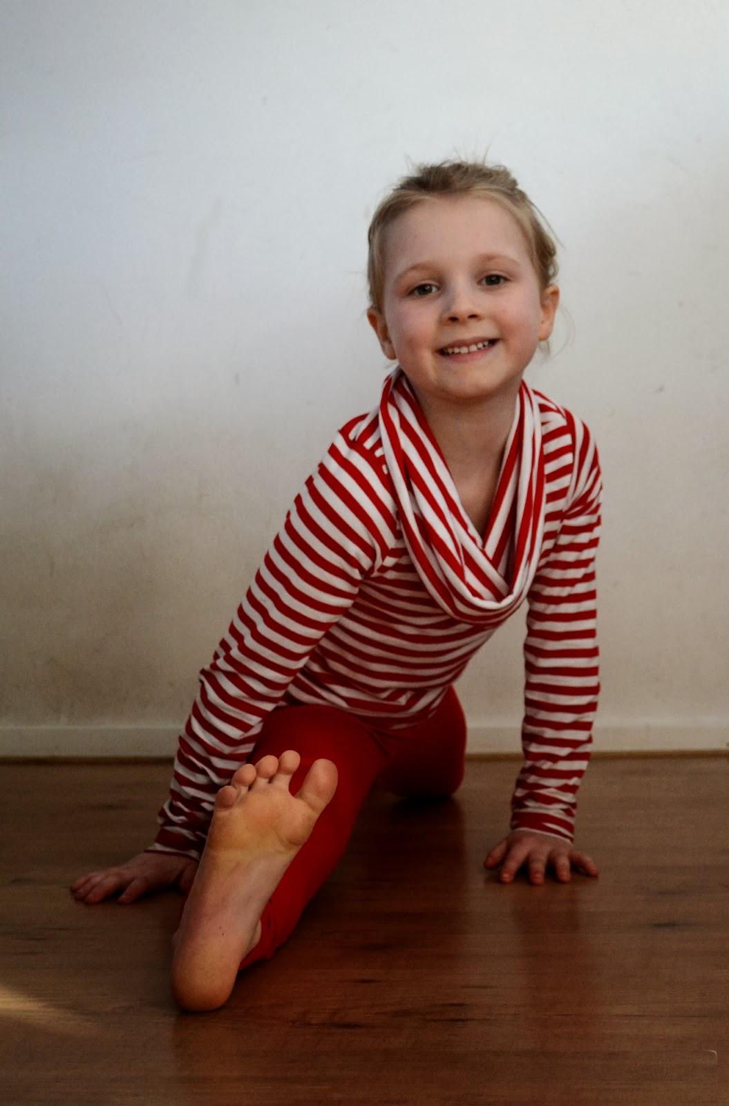 Basic Legging Pattern