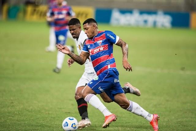 Fortaleza faz 1 a 0 no Sport e assume liderança isolada do Brasileirão; Atlético-MG bate São Paulo e Fla vence Coelho no Maracanã