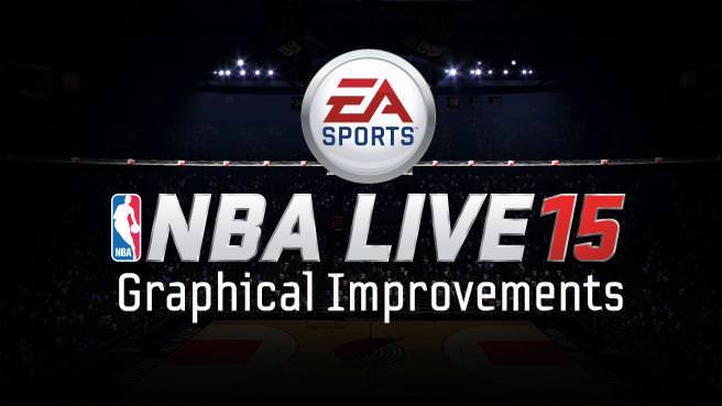 NBA Live 14 vs NBA Live 15 Graphics Comparison HoopsVilla.com